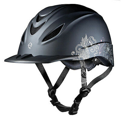 Troxel Intrepid Allure English And Western Riding Low Profile Helmet  All Sizes