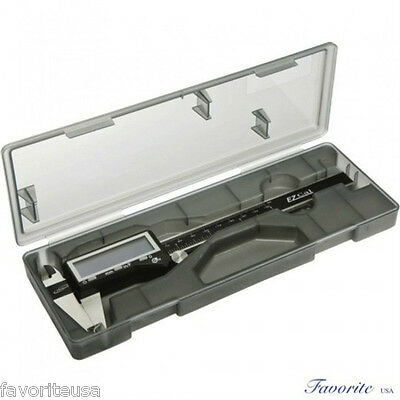 """6"""" Digital Electronic Caliper Gauge Large Display By Igaging Inch Fractional"""