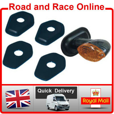 Suzuki SV650S - SV1000S Indicator Spacers Adapters Front Or Rear 2000-2007 H02