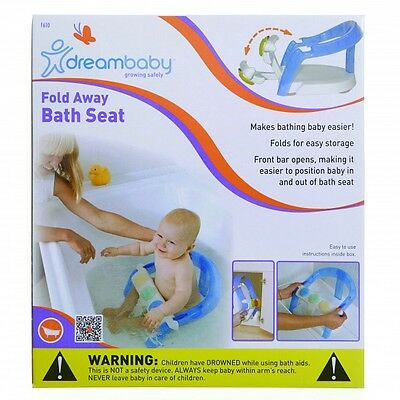 Brand New Dreambaby Baby Safety Bath Seat Dream