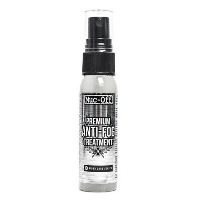 Muc-Off Premium Motorcycle Visor Anti-Fog Mist Treatment 35ml