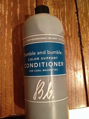 Bumble And Bumble Color Support Conditioner For Cool Brunettes 33.8 oz