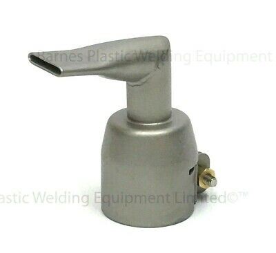 20mm 90° Degree Wide Slot Nozzle Single Ply Flat Roofing Fit Forsthoff & Leister