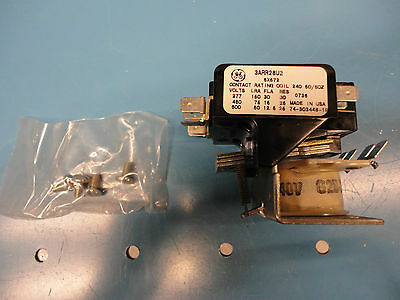 New, Free Ship, GE 3ARR28U2 AC Switching Magnetic Relay 240V, Contactor