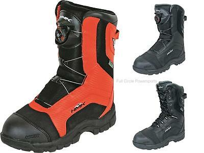 HMK Voyager Men's Snowmobile Boots Waterproof Insulated Snow Wind Proof