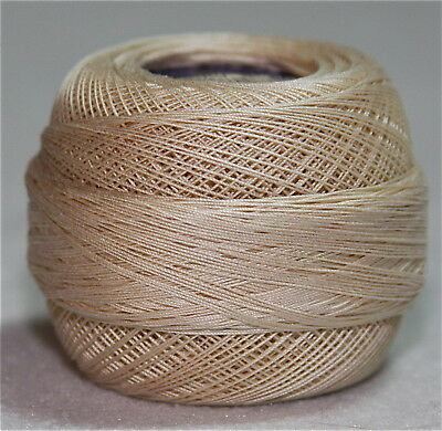 DMC Cordonnet Special 100% Cotton Size 100 Ecru Thread