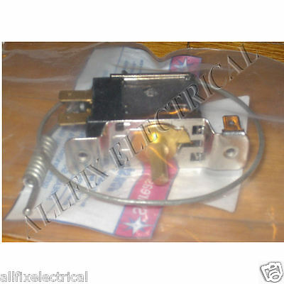 Asian Style Freezer Thermostat - Part # RF165A