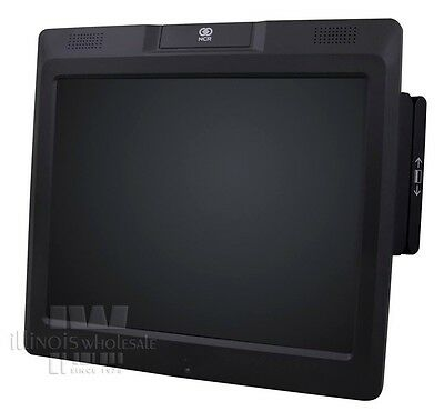 """NCR 7403-F017 17"""" LCD Display Head with MSR, New"""