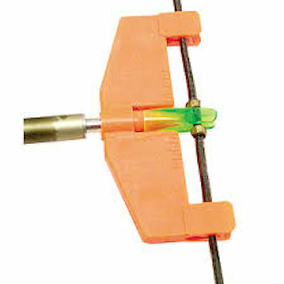 Square One Archery Bow tuning compound recurve set up nock point BPE