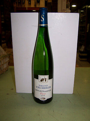 Gewurztraminer Les Princes Abbes 75 cl Domaines Schlumberger 2011 Bianco Appella