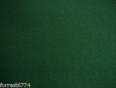 Waterproof Heavy Green Canvas Fabric 1000D Pu Back X 5.5Mtr -Tracking Number