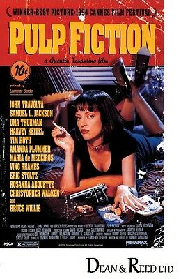 Pulp Fiction - Cover - Maxi Poster - 61cm x 91.5cm PP30791 (0123)