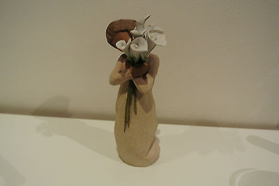 Beautiful Wishes Willow Tree Figure Exc