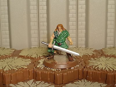 Alastair MacDirk- Heroscape - Wave 3 - Jandar's Oath - Free Shipping Available