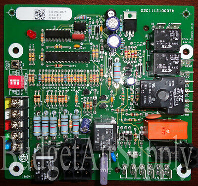 Goodman/Amana NEW! Furnace Control board PCBBF132S Replaces (PCBBF122,PCBBF109)