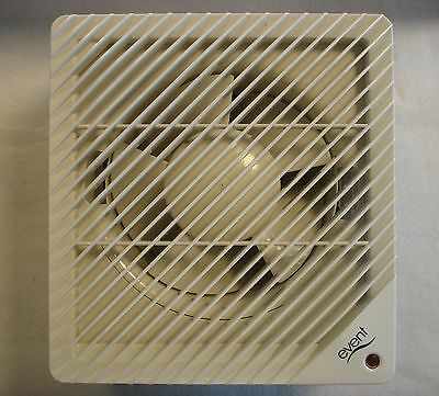 """150mm - 6"""" Axial Fan - With OPTIONAL Timer - EBB150T + Shutters By Greenwood"""