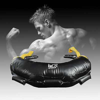 Bulgarian Power Bag Strength Body Training Fitness MMA Exercise Crossfit Workout