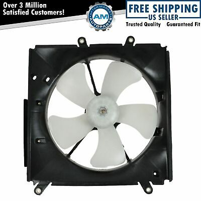 Radiator Cooling Fan & Motor Assembly for 93-97 Toyota Corolla Prizm