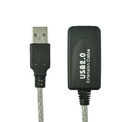 NEW 15FT USB 2.0 Extension AA Cable with Booster