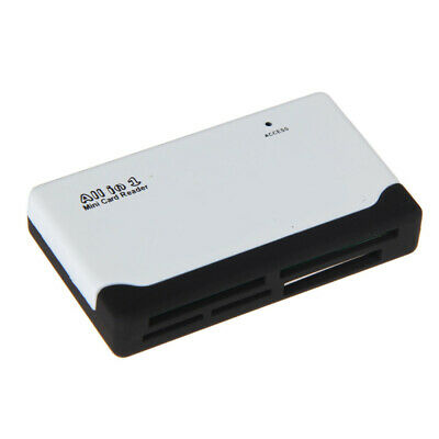 USB 2.0 External Card Reader Micro SD SDHC CF MS Memory Writer