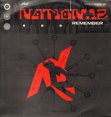 NATION 12 - Remember - Rhythm King