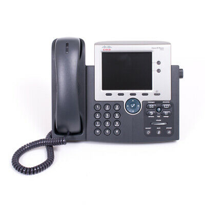 Cisco 7945 CP-7945G IP SCCP VoIP SIP I 12 Months Warranty I Free Delivery