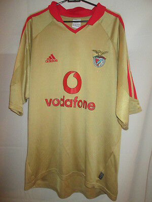 Benfica 2004-2005 Third 3rd Football Shirt Size Extra Large /22073