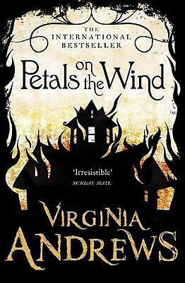 Petals on the Wind by Virginia Andrews (English) Free Shipping!