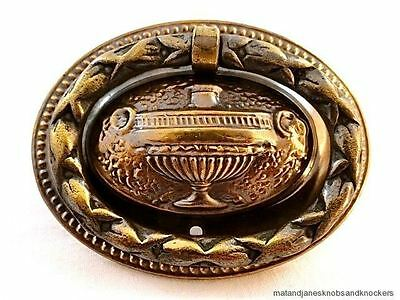 Superb Quality Antique Style Brass Furniture Handle Drawer Pull W59
