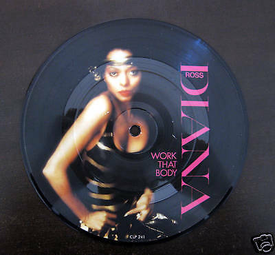 Diana Ross  / Picture Vinyl / Limited / Rarität /