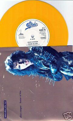Single----ALICE COOPER--LIMITED EDITION------Rarität---