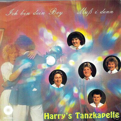 Single----Harry's  Tanzkapelle---------Selten--------