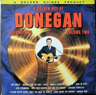 Lp / Lonnie Donegan And His Group / Made In England / Rarität /
