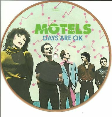 Single / MOTELS /  PICTURE VINYL / LIMITED / RARITÄT /