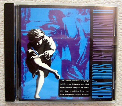 Cd / Guns'n Roses / Top / 1991 / Use Your Illusion Ii /