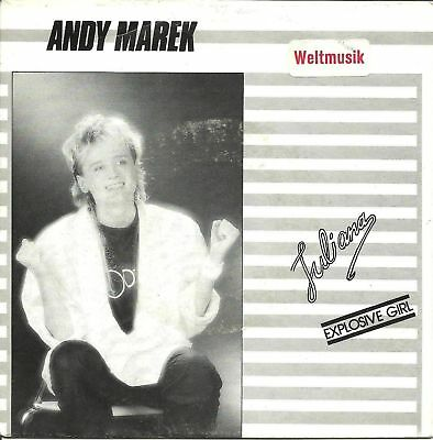 Single / ANDY MAREK / AUSTRIA / RARITÄT /