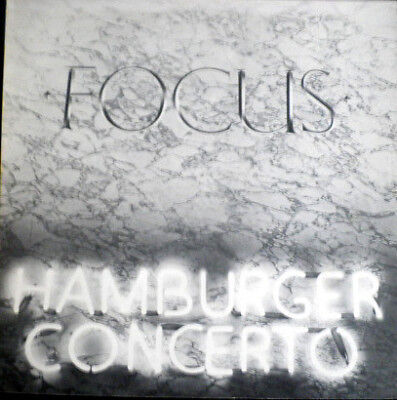 Lp / Focus / Progressiver Rock / Foc / Rarität /