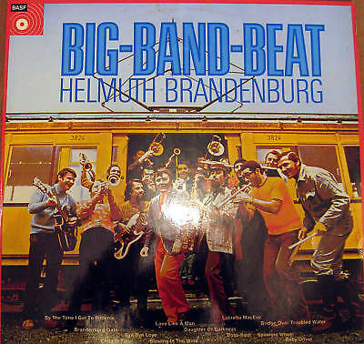 Lp / Big-Band-Beat-Helmuth Brandenburg / Rarität /