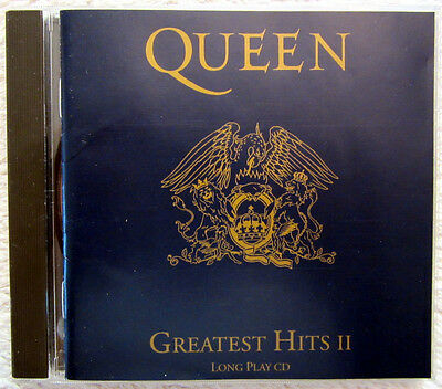 Cd / Queen  / Greatest Hits Ii / Top / Rock /
