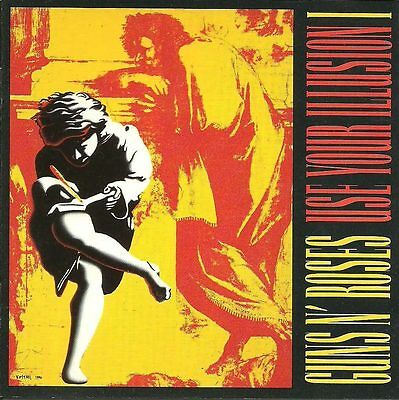 Cd / Guns'n Roses / Rock / Selten / Use Your Illusion I /