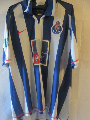 FC Porto 2007-2008 Home Football Shirt  Extra Large /20005