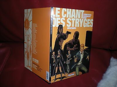 Le Chant Des Stryges N°5 Vestiges - Edition Originale 2001