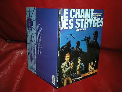 Le Chant Des Stryges N°3 Emprises - Edition Originale 1999