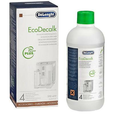 Delonghi Espresso Machine & Coffee Maker Natural Descaler Decalcifier Genuine