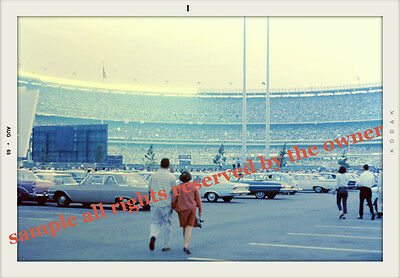 The Beatles Shea Stadium Fan Snapshot Historic Image. See Fans In Their Seats