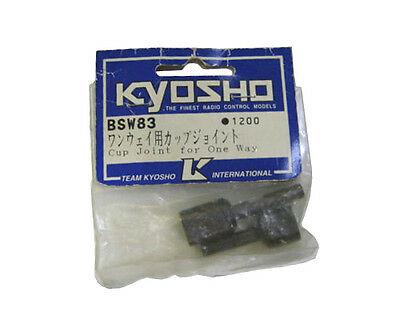 Kyosho BSW83 Bicchierini Cup Joint For One Way modellismo