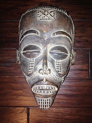 Chokwe Mask - Angola - Private Collection - African