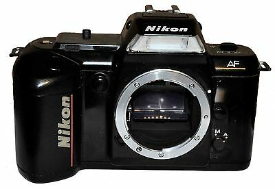 Nikon N4004 35mm SLR camera body only 3497
