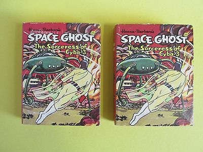 Hanna-Barbera's Space Ghost: The Sorceress of Cyba 3 (2) '68 Big Little Book #16