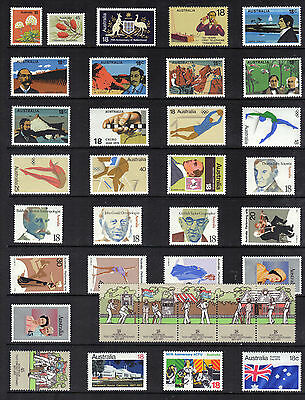 AUSTRALIA 1975-78 Unmounted Mint MNH Stamp Collection REF:X615